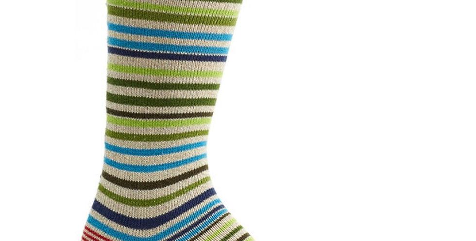 Men's Scandinavian Stripe Sock