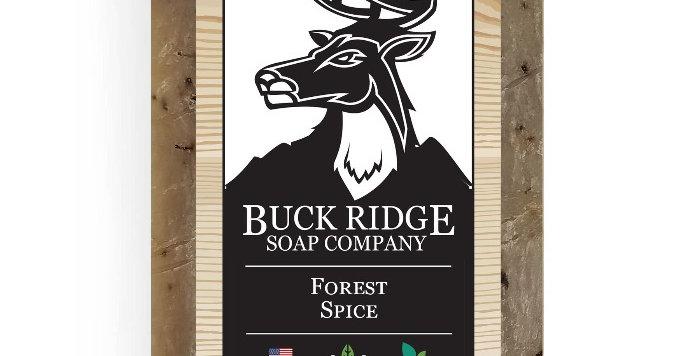 Forest Spice Men's Handmade Soap