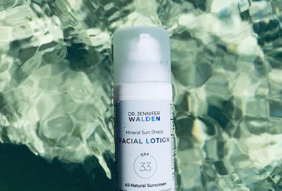 Mineral Sun Shield Facial Lotion Sunscreen (SPF 33)