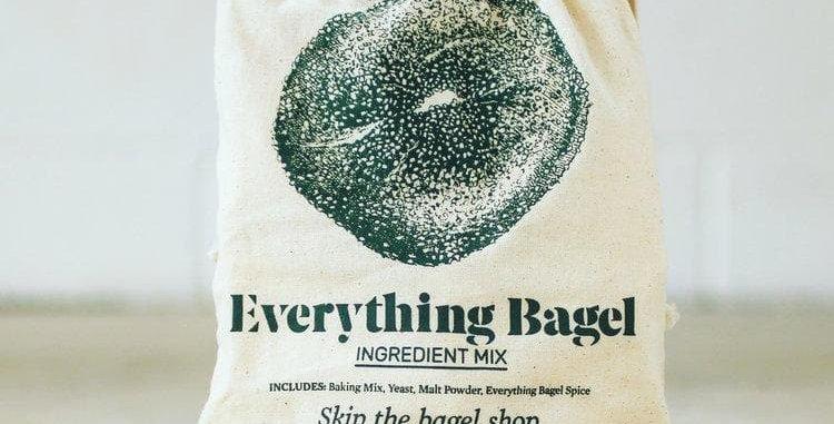Everything Bagel Baking Mix