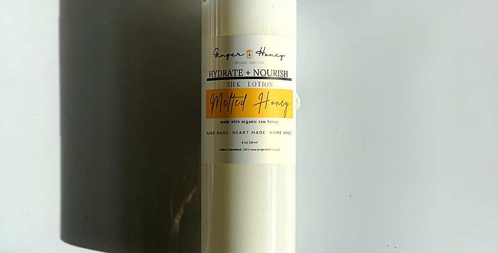 Melted Honey Silk Lotion