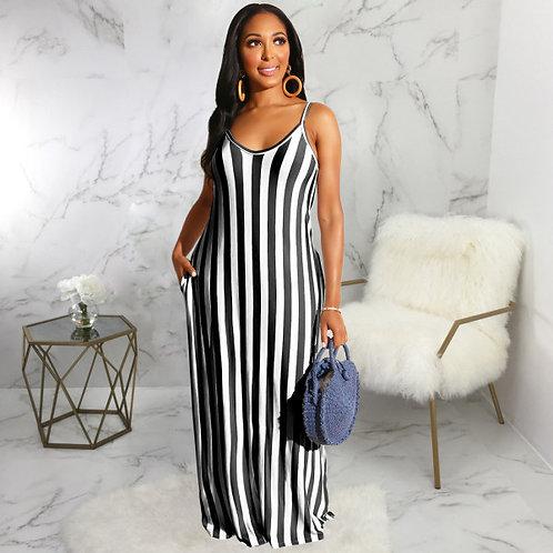 Loose fit Maxi Dress
