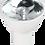 Thumbnail: LAMPADINA LED COB GU10 6W 10° 220V lUCE CALDA Ra>90