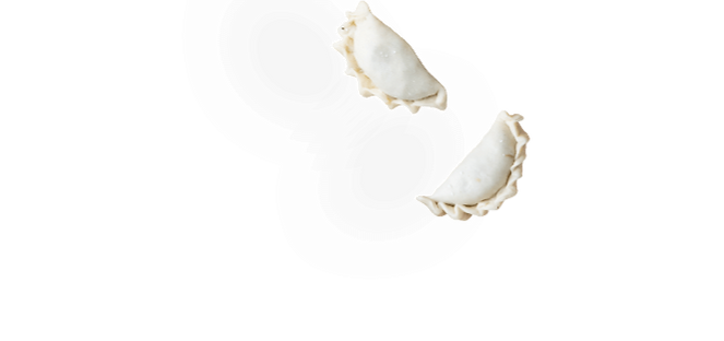 Plant-based Dumplings on Vegshelf