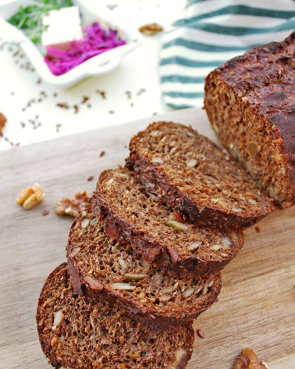 KETOFAKTUR ketogenic bread