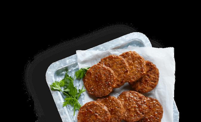 Vegan Burgers on Vegshelf