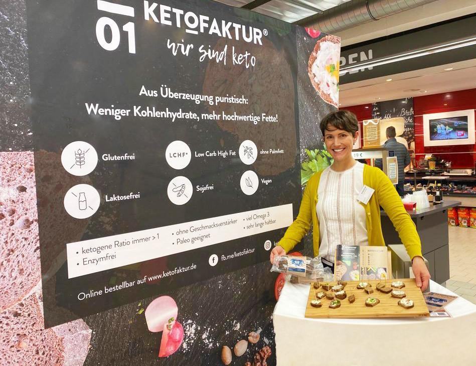 Christiane Wader, Founder of KETOFAKTUR
