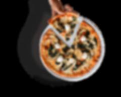 Vegan Pizza on Vegshelf