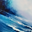 Thumbnail: A moment of reflection - colour study print