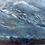 Thumbnail: Mountain View - Framed Oil Painting - 89cm x 69cm