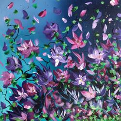 Modern Abstract Florals