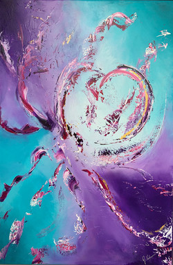 Love - Abstract Collection