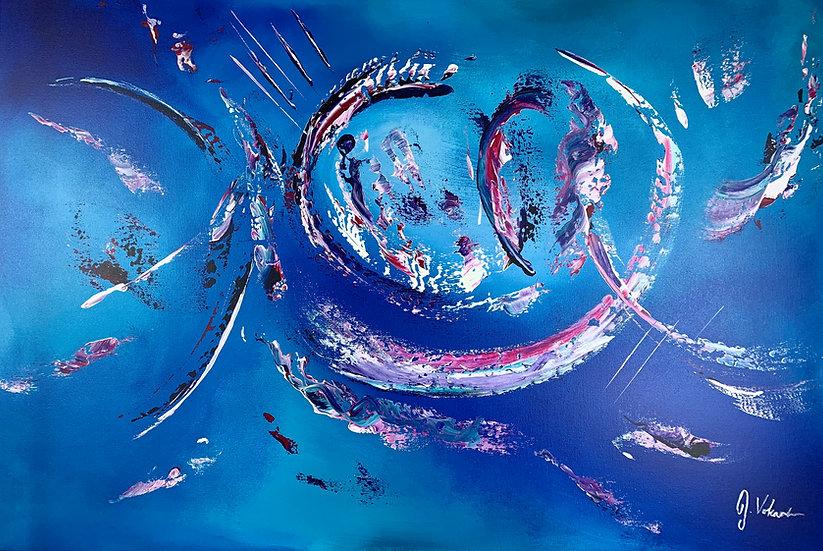 """Endless Love""- Canvas Print"