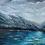 Thumbnail: Mountain View - Fine Art Giclee Print