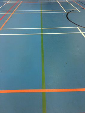 Leisure centre cleaned with FreshClean