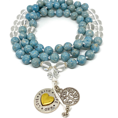 Faithfulness Prayer Necklace