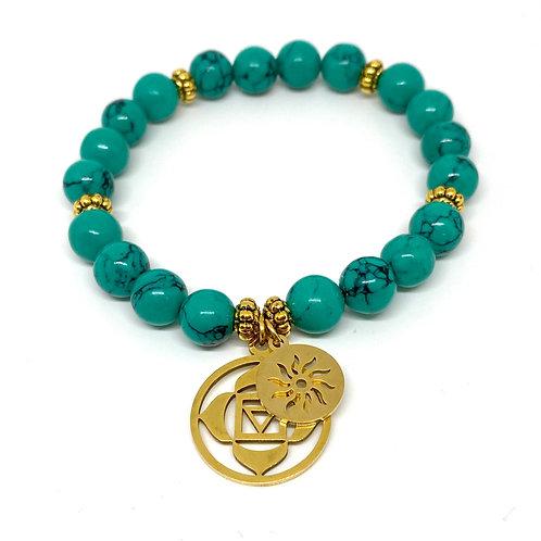 Manifestation and Harmony Gemstone Bracelet