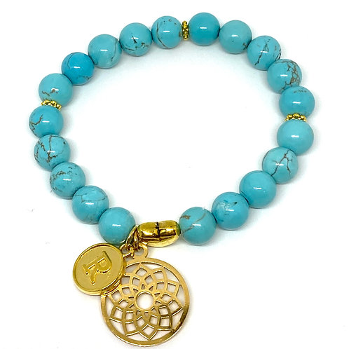 Truth and Protection Gemstone Bracelet