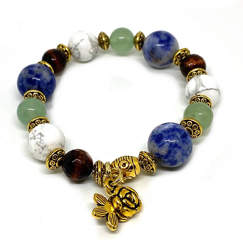 Taurus Gemstone Bracelet