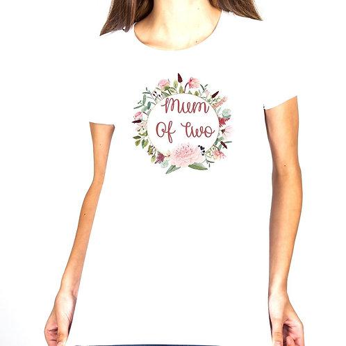 T-shirt Mum of Couronne