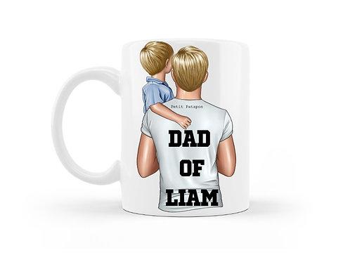 Mug Dad Of