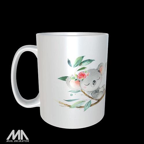 Mug Maîtresse Koala