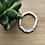 Thumbnail: Bracelet Rose pastel