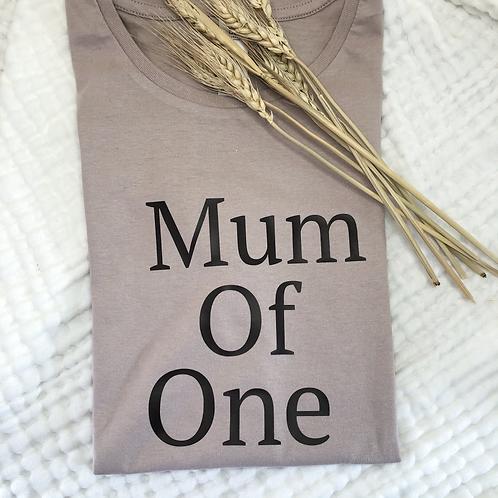 T-shirt MUM OF