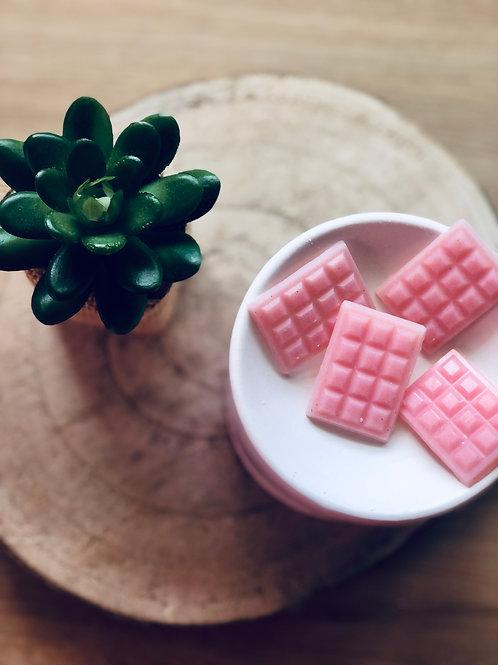 Mini fondants tablette CERISE