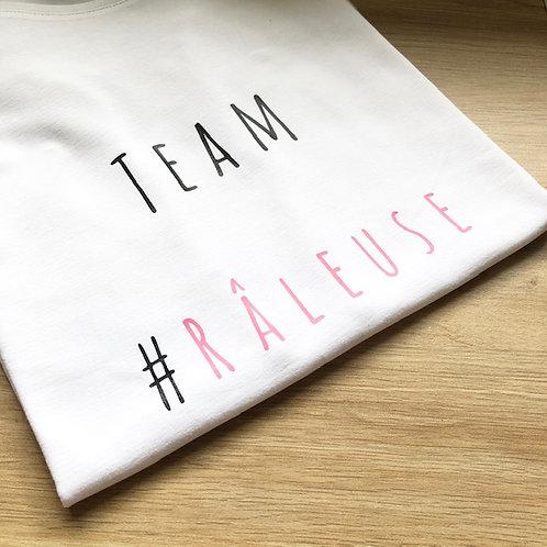T-shirt Team Râleuse