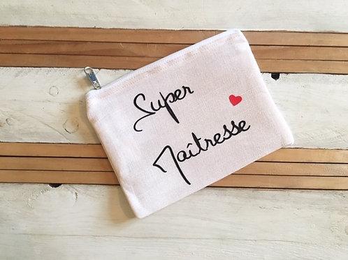 """Pochette """"Super Maîtresse"""""""