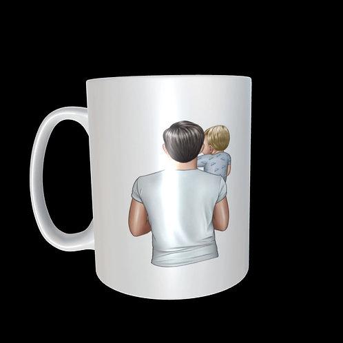 Mug Dad of modèle 2