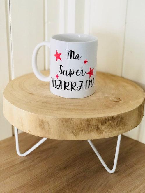"Mug ""Ma super Marraine"""