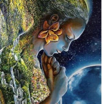 Gaia + Healing our Broken Earth