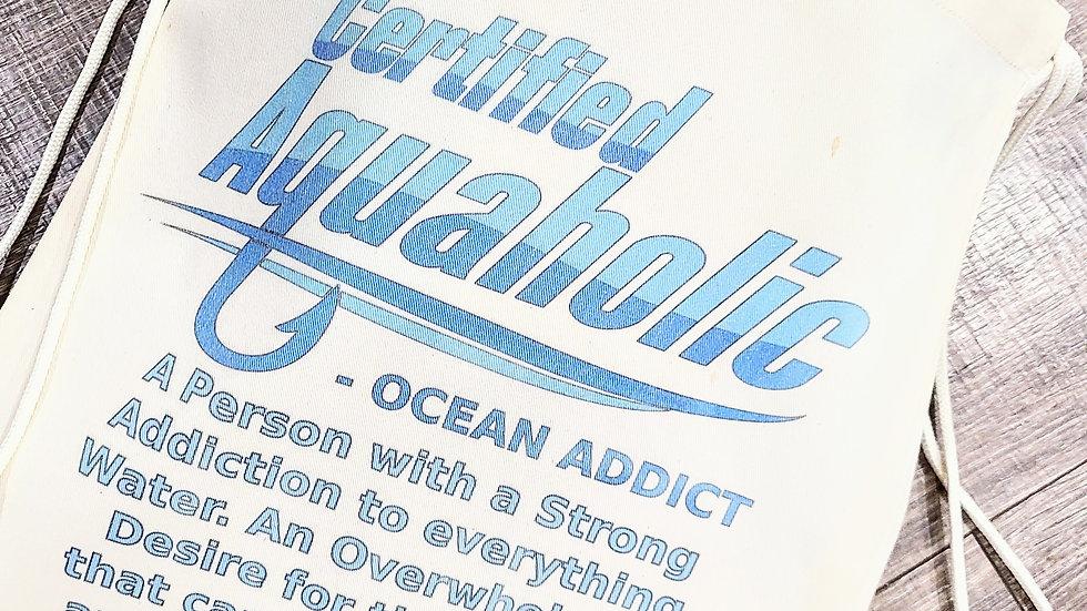 Ocean Addict Canvas Bag