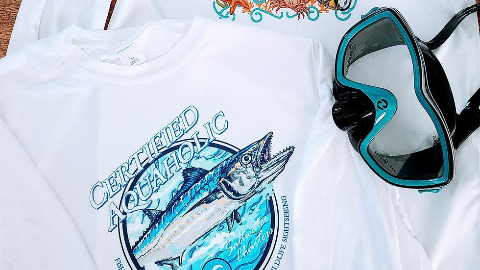 Kids Fishing Long Sleeve UV Protective