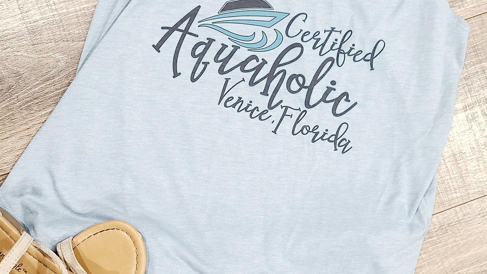 Women's Certified Aquaholic Tank