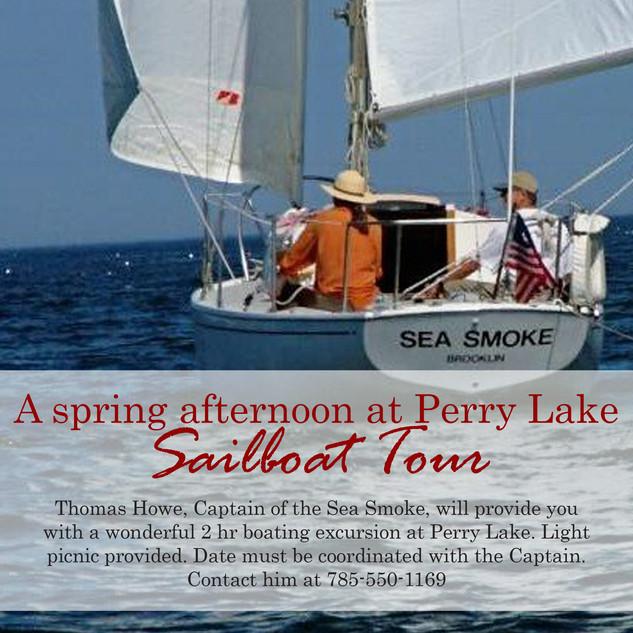 #14 sailboat tour