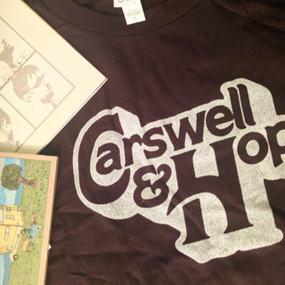 #39 Carswell and Hope Merch