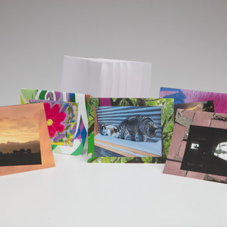#4 Card Collection by Derald Carlson