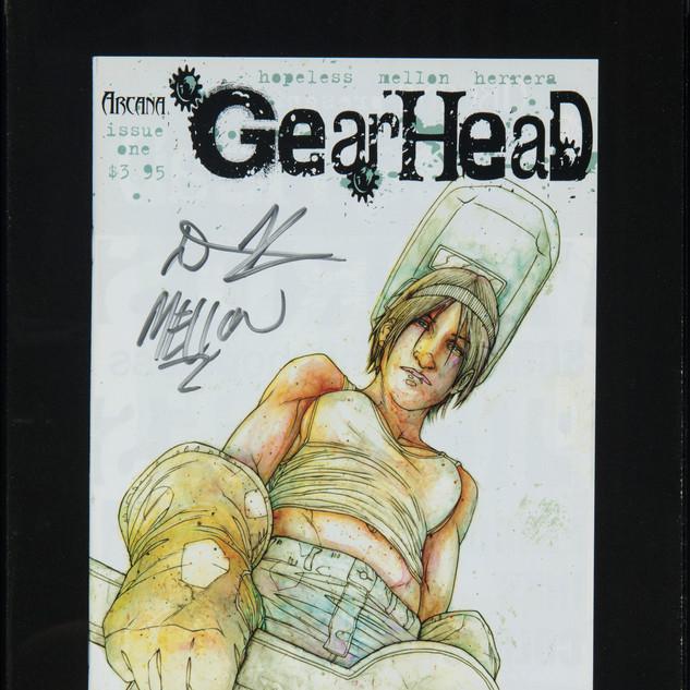 #12 Gear Head Cover