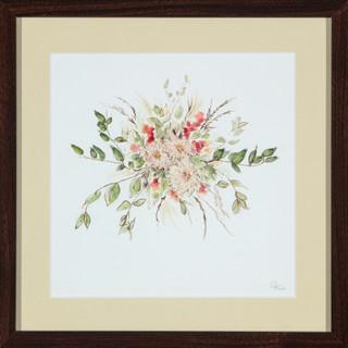 #10 floral print by Charlotte Pemberton