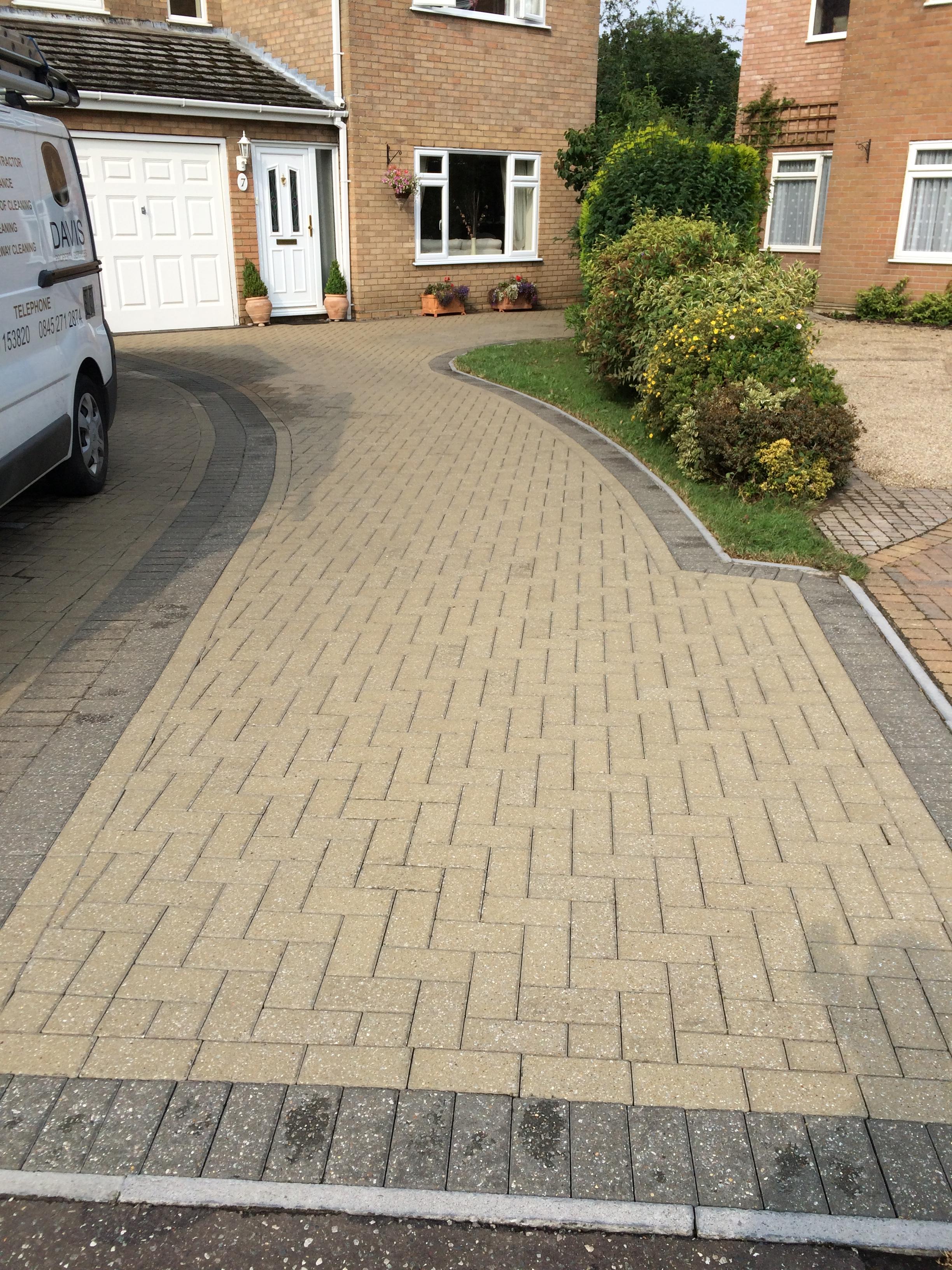 Domestic driveway