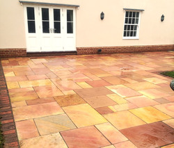 Patio cleaning and restoration