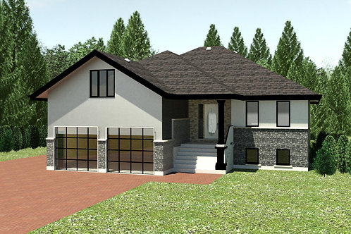 Plan 117 - Construction Drawing PDF