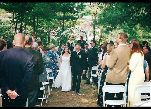 Beautiful Fallsview Muskoka Wedding