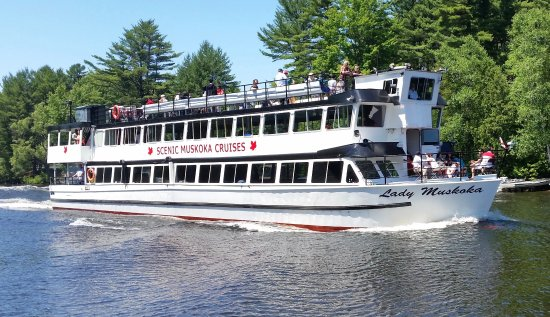 Scenic Boat Cruises of Lake Muskoka