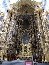 Cathedral Mexico