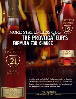 Courvoisier 12 & 21