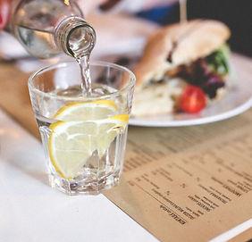 Food & Beverage Portfolio Samples